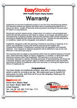 easy_stands_warranty_UK